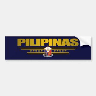 """""""Philippine Pride"""" Bumper Sticker"""