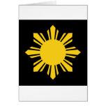 Philippine Sun Cards