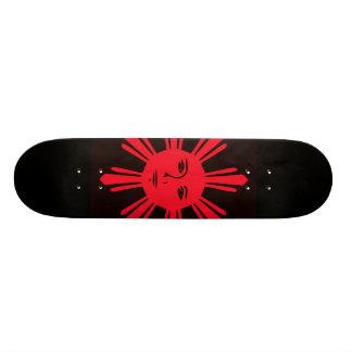Philippine Sun of Liberty 21.6 Cm Skateboard Deck