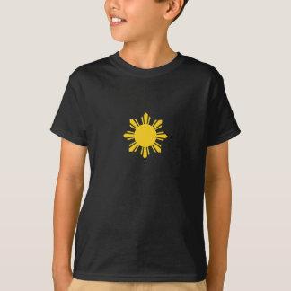 Philippine Sun, Pinoy Sun, Filipino Sun T-Shirt