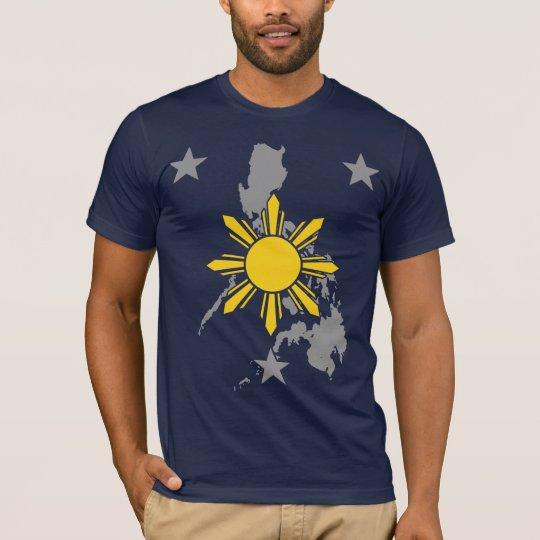 Philippine Sun Star Land T-Shirt