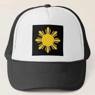 Philippine Sun Trucker Hat