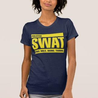 Philippine SWAT - Tagalog - Yellow T Shirt