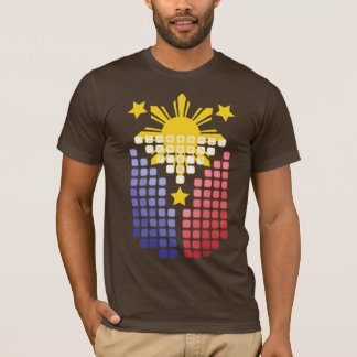 Philippine Symbol - Digital Pinoy T-Shirt
