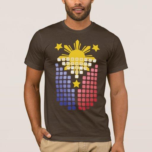 Philippine Symbol - Digital Pinoy T-Shirt