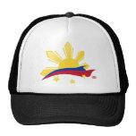 Philippine Symbol Mesh Hats