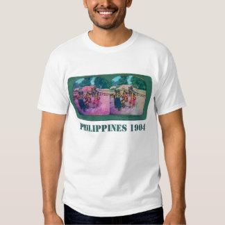 Philippines 1904 tees