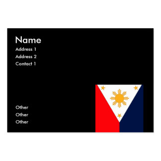 Philippines(2) Business Cards