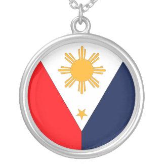 Philippines(2) Custom Necklace