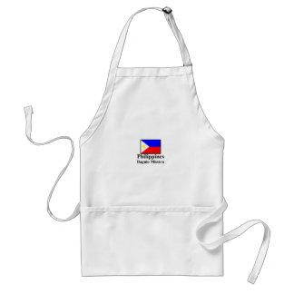 Philippines Baguio Mission copy Adult Apron