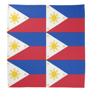 Philippines Bandana
