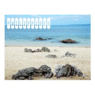 Philippines Beach Postcard