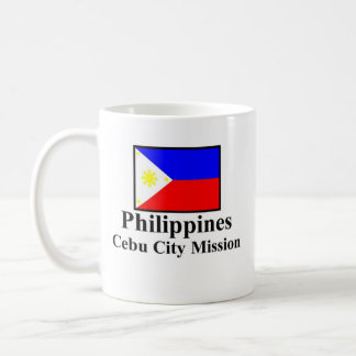 Philippines Cebu City Mission Drinkware Coffee Mugs
