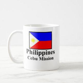 Philippines Cebu Mission Drinkware Mugs