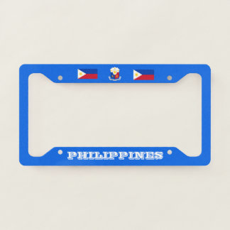Philippines Classic License Frame