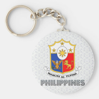 Philippines Coat of Arms Key Ring