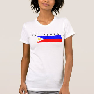 Philippines country flag nation symbol T-Shirt