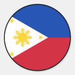 Philippines Euro Sticker
