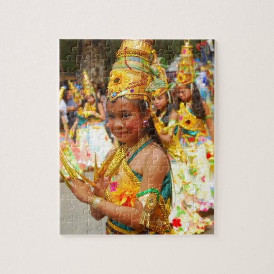 Philippines Festival Jigsaw Puzzle