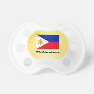 Philippines, flag and text dummy