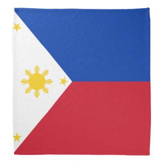Philippines Flag Bandana