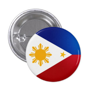 Philippines Flag Button