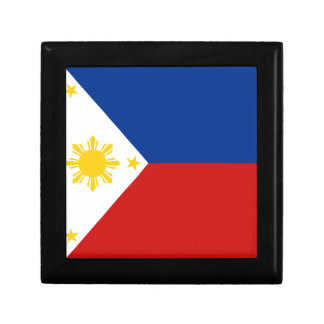 Philippines Flag Gift Box