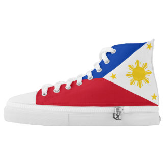 Philippines Flag High Tops