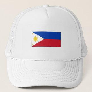 Philippines FLAG International Trucker Hat