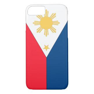 Philippines Flag iPhone 7 Case