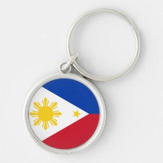Philippines Flag Key Ring