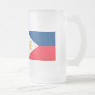 Philippines Flag Coffee Mug