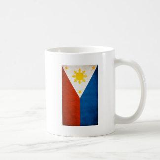 Philippines Flag Coffee Mugs