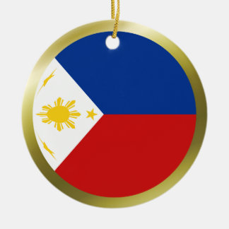 Philippines Flag Ornament