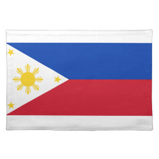 Philippines Flag Placemats