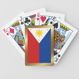 Philippines Flag Playing Cards