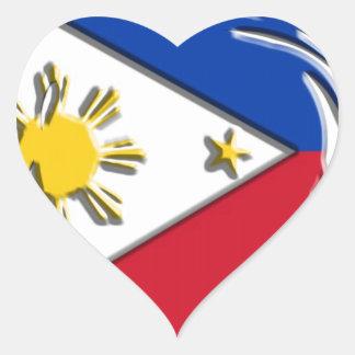 Philippines FLag Sticker