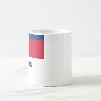 Philippines Flag with Name in Filipino Coffee Mug