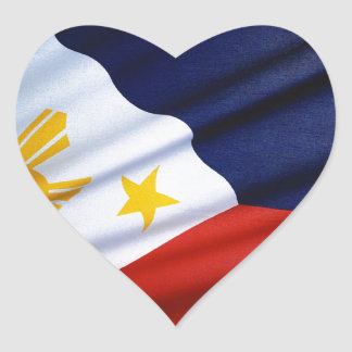 philippines heart sticker