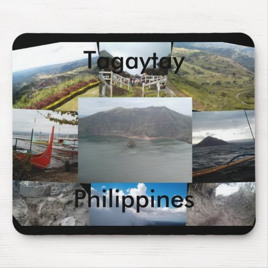Philippines item mouse pad