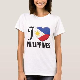 Philippines Love T-Shirt