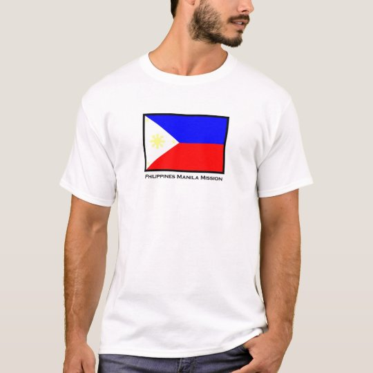 Philippines Manila LDS Mission T-Shirt