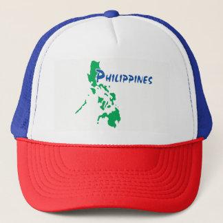 Philippines Map Trucker-Hat Trucker Hat