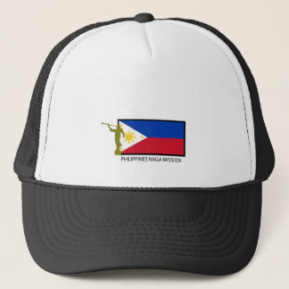PHILIPPINES NAGA MISSION LDS CTR TRUCKER HAT