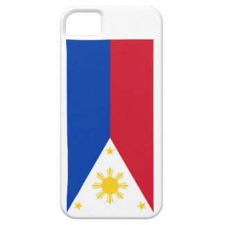 Philippines National Flag iPhone 5 Covers