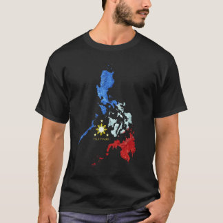 Philippines (Pilipinas) T-Shirt