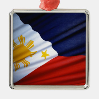 philippines Silver-Colored square decoration