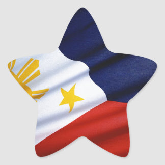 philippines star sticker