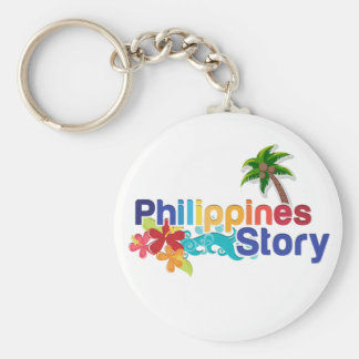 Philippines Story Key Ring