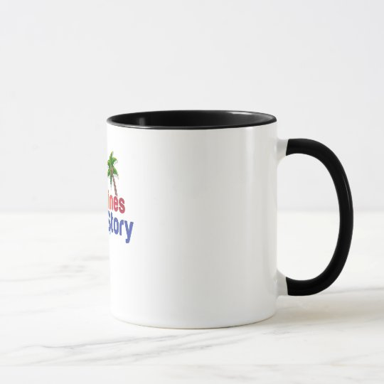 Philippines Story Mug